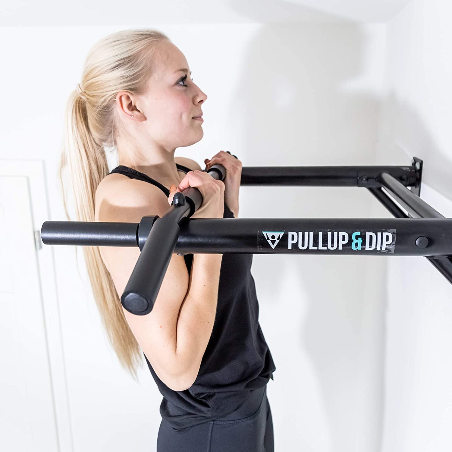 PULLUP & DIP Barre de Traction Murale